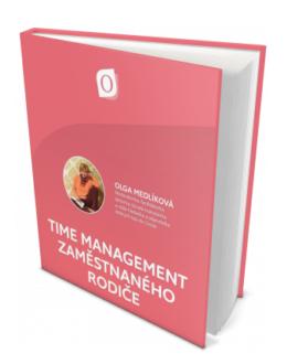 Time management zaměstnaného rodiče