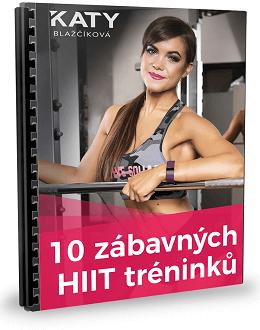 10 zábavných HIIT tréninků