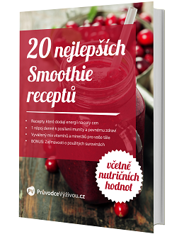 20 nejlepších smoothie receptů