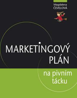 Marketingový plán na pivním tácku