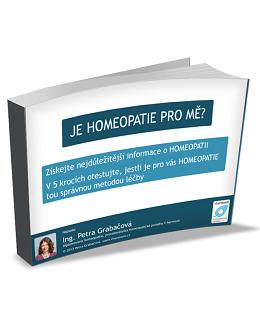 Je homeopatie pro mě?