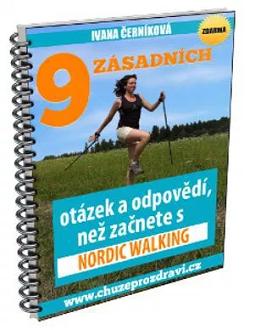 9 zásadních otázek a odpovědí, než začnete s nordic walking