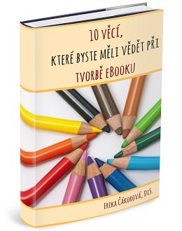 10 věcí, které byste měli vědět při tvorbě eBooku