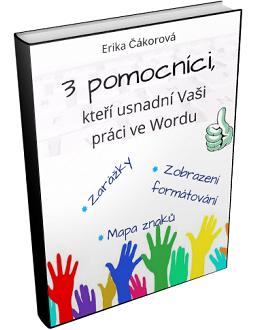 3 pomocníci,  kteří usnadní Vaši práci ve Wordu