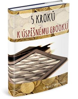 5 kroků k úspěšnému eBooku