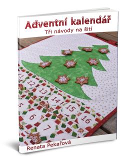 Adventní kalendář –  Tři návody na šití