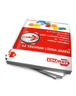 12 technik leadera změn