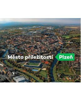 Profil města Plzně