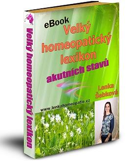 Velký homeopatický lexikon akutních stavů