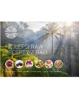 Nejlepší RAW recepty z Bali
