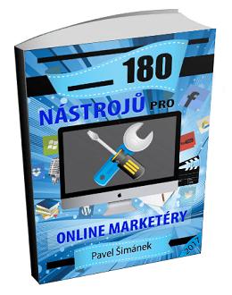 180 nástrojů pro online marketéry