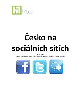 Česko na sociálních sítích