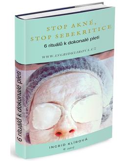Stop akné, stop sebekritice