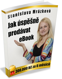 Jak úspěšně prodávat eBook