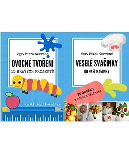 Ovocné tvoření – 10 hravých projektů   Veselé svačinky od naší maminky