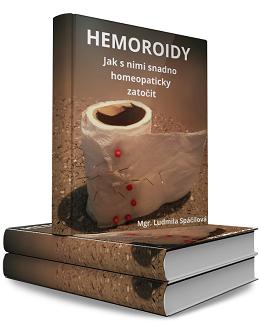 HEMOROIDY – Jak s nimi snadno homeopaticky zatočit