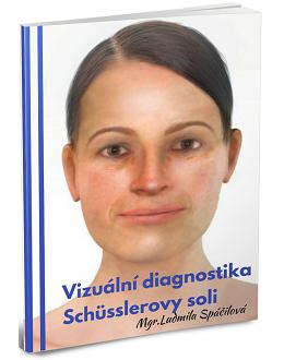 Vizuální diagnostika – Schüsslerovy soli