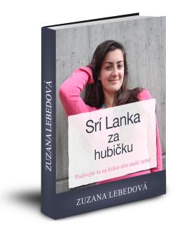 Srí Lanka za hubičku