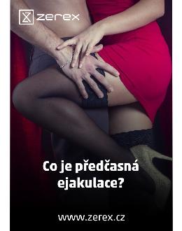 Co je předčasná ejakulace?