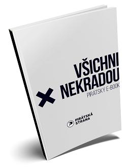 Pirátský e-book: VŠICHNI NEKRADOU