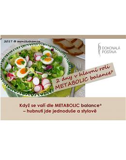 2 dny v hlavní roli Metabolic balance®