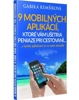 9 mobilných aplikácií, ktoré vám ušetria peniaze pri cestovaní
