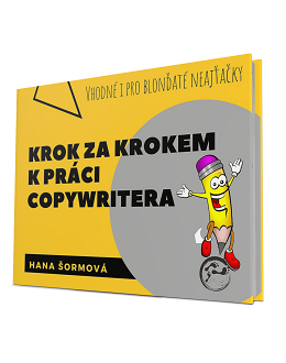 Krok za krokem k práci copywritera