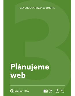 Plánujeme web