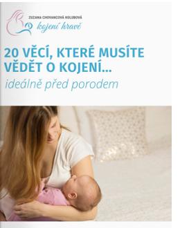 20 informací, které musíte vědět o kojení… ideálně před porodem