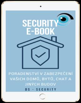 Security E-book, poradenství v zabezpečení Vašich domů, bytů, chat a jiných budov